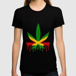 Jamaica Flag Jamaican Reggae Soccer T-shirt