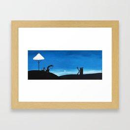 Don Quixote Framed Art Print