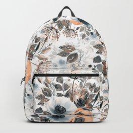 Flower composition Backpack