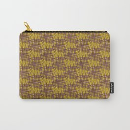 Hashy - Mustard Carry-All Pouch