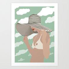 Summertime Art Print