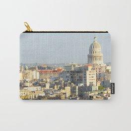 Capitolio-Nacional-Havana-Cuba- Carry-All Pouch