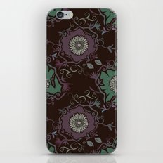 Branches pattern iPhone & iPod Skin