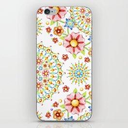 Flower Crown Bijoux iPhone Skin