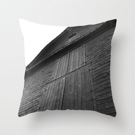 Barn 31 Throw Pillow