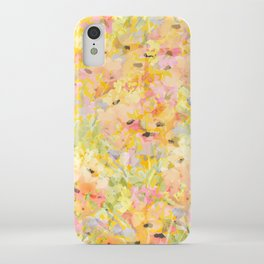 Buttercup Fields Forever iPhone Case