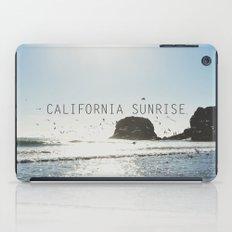 california birds v. 2 iPad Case