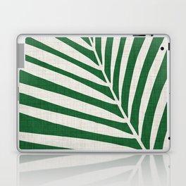 Minimalist Palm Leaf Laptop & iPad Skin