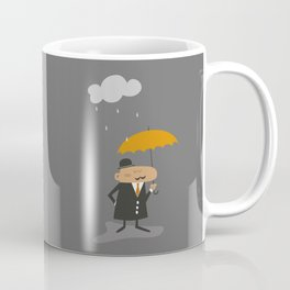 Happy Rainy Day Coffee Mug