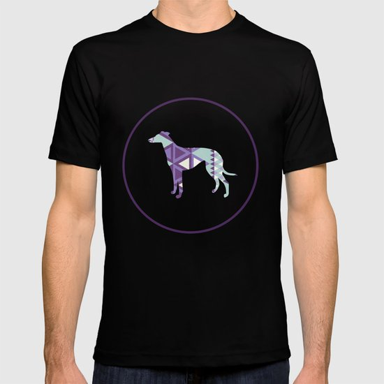 Greyhound Geometri T-shirt