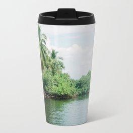 Sea Jungle Sky Travel Mug