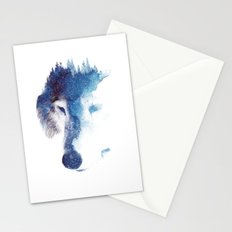 Through many storms Stationery Cards