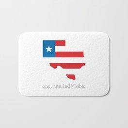 7th Flag of Texas Bath Mat