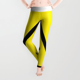 Danger Electricity Leggings