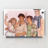 hetalia iPad Cases featuring Group Picture by Pixellated Ponderings