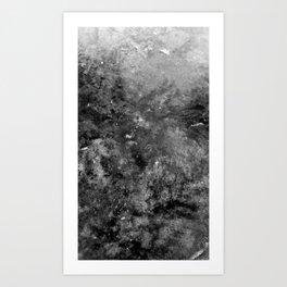 Black+White Art Print