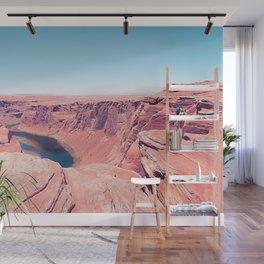 Desert at Horseshoe Bend, Arizona, USA Wall Mural