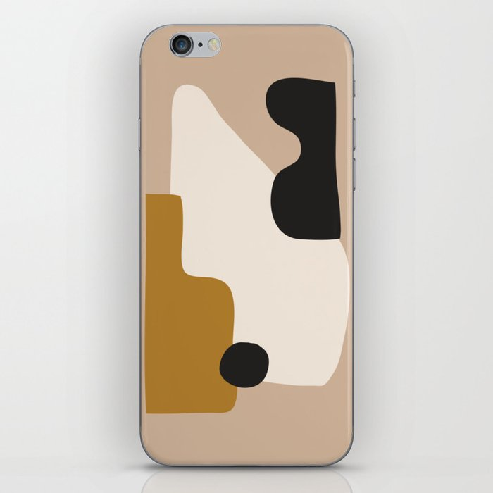 abstract minimal 16 iPhone Skin