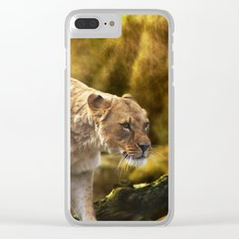 The Approach Clear iPhone Case