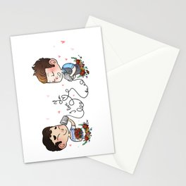 The Sound Of Love Stationery Cards