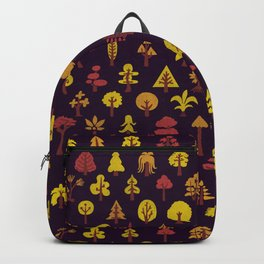 Autumn Mix Backpack