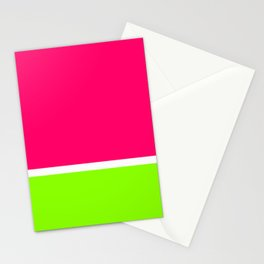 ColorBlock Stationery Cards