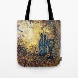 Wine life Tote Bag