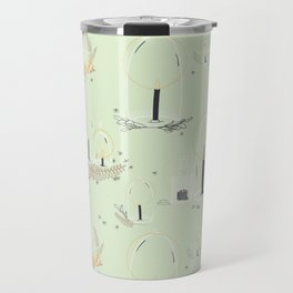 Fairy Land (mint) Travel Mug
