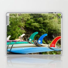 dawn patrol island time Laptop & iPad Skin