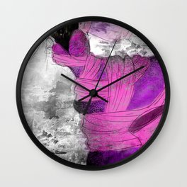 Travel - Runaway Fashion Wall Clock