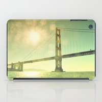golden iPad Cases featuring Golden... by Lisa Argyropoulos