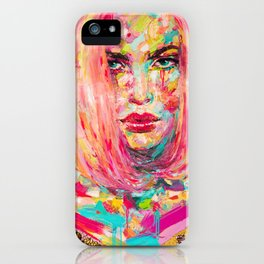 Christy iPhone Case