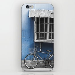 colorless shanghai 3 iPhone Skin