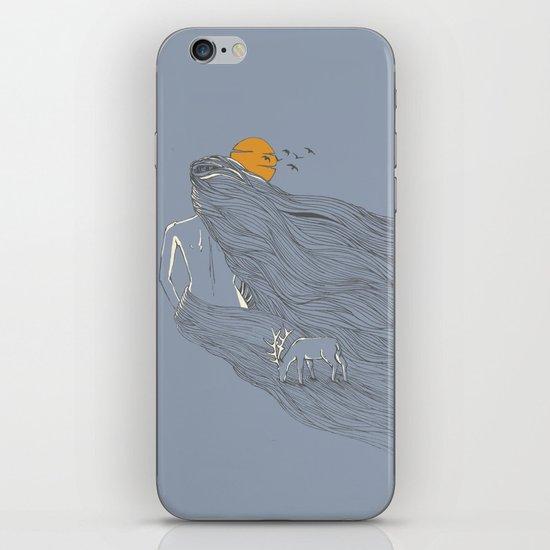 Howl River iPhone & iPod Skin