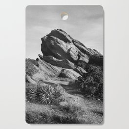 Vasquez Rocks Cutting Board