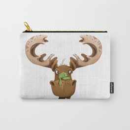 Moose Named Moe Carry-All Pouch