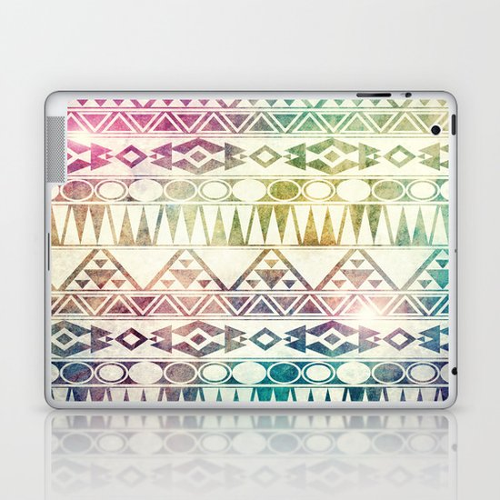 Tribal Horizons Laptop & iPad Skin