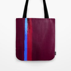 Teal Dream Abstract Tote Bag