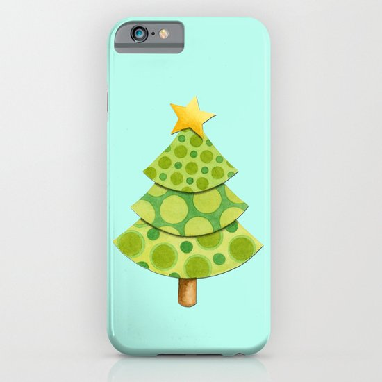 Holiday Polka Dots iPhone & iPod Case