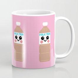 Happy Pixel Milk Tea Coffee Mug