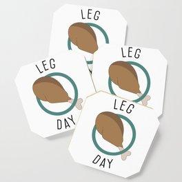 Leg Day Coaster