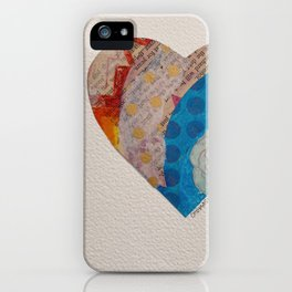 Show Love With No Remorse #2 iPhone Case