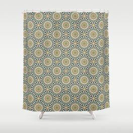 Marble Pattern Background Shower Curtain
