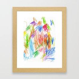 PfO Framed Art Print