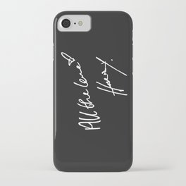 All The Love - Harry Styles iPhone Case