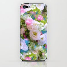 Spring Romance iPhone & iPod Skin