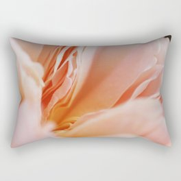 English Rose #1 Rectangular Pillow