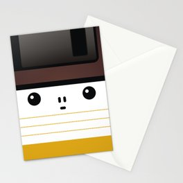 Diskette Stationery Cards