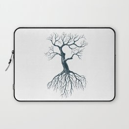 Tree without leaves Laptop Sleeve