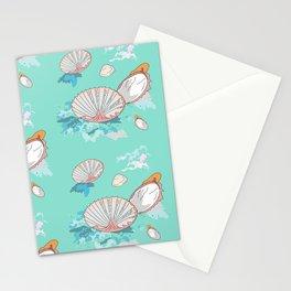 Adriatic shells Stationery Cards